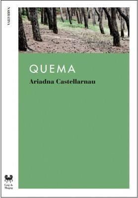 Quema Ariadna Castellarnau Tapa